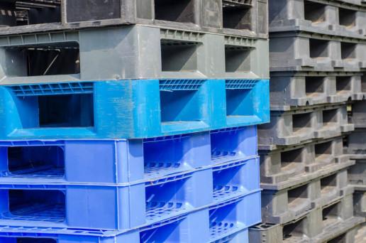 pallets-plastic