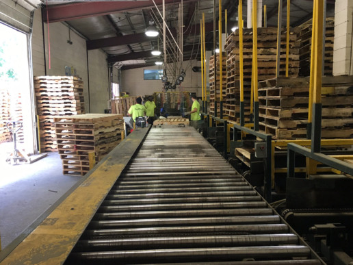 pallets-warehouse