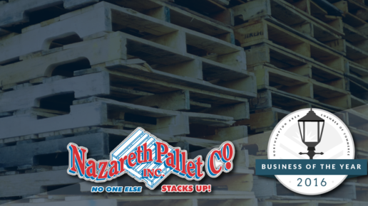 Nazareth Pallet Company named Business of the Year